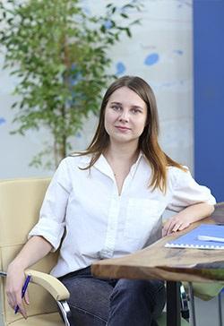 Анастасия <br>Крутикова